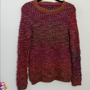 Parkurst Canadian made red sweater